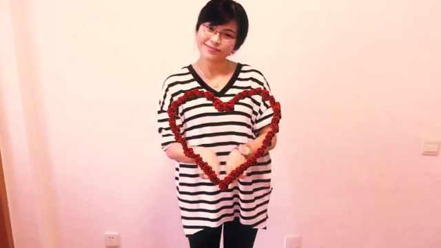 视频教学之浪漫心形玫瑰花