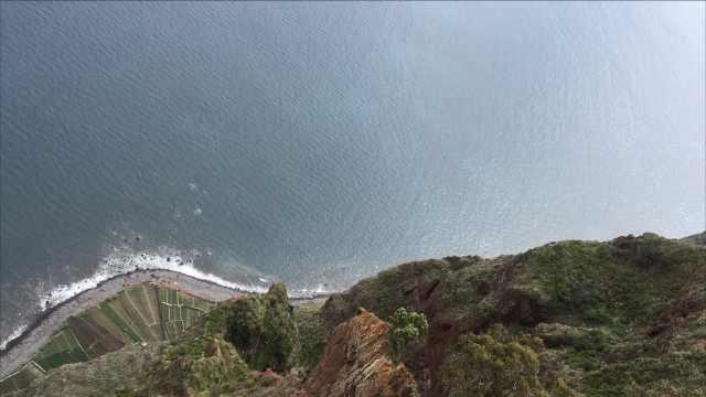 欧洲最高海岸悬崖,每天1800人打卡