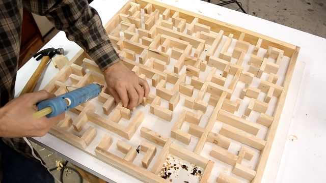 老鼠和鼩鼱探索超复杂迷宫,看呆!