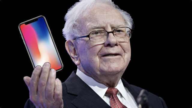 巴菲特:投资苹果不光看iPhone销量