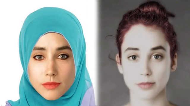 各国人PS同一张照片,审美竟大不同