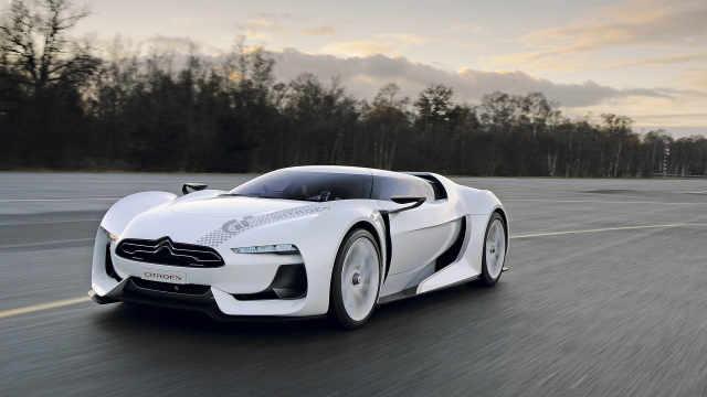 售价210万美元的雪铁龙概念车GT