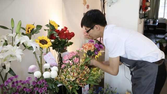 婚后每周送花,宠妻狂魔业余开花店