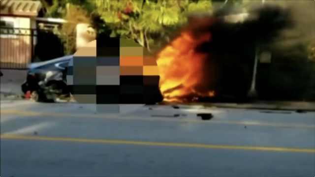 特斯拉再出致命车祸:2名高中生身亡