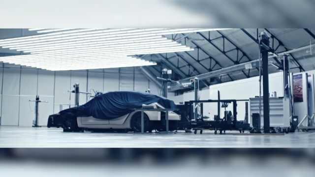 特斯拉曝光神秘新车,号称生产革命