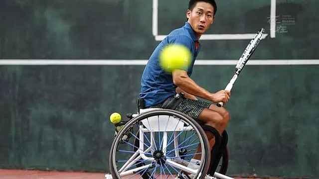 汶川救人遭截肢,他独腿夺世界冠军