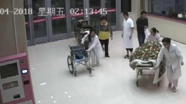 急!孕妇凌晨闯医院,大厅现场产女婴