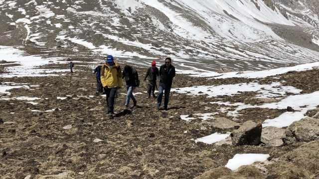 极限挑战!42勇士将征服4000米雪山