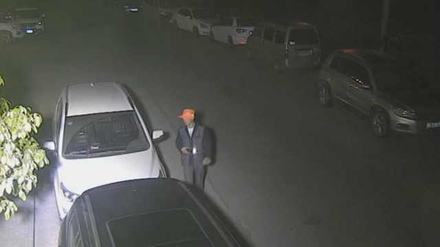 他狂砸车盗窃,称补贴大学毕业女儿