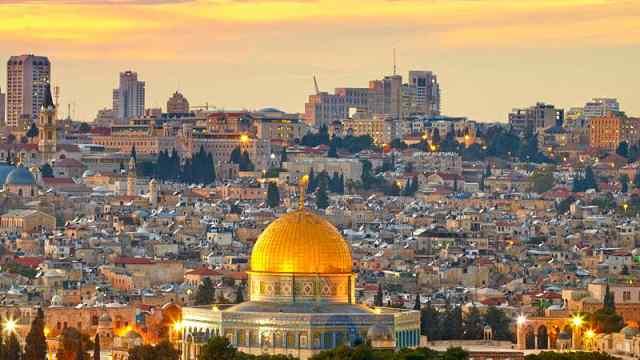 科普!为什么耶路撒冷那么重要?
