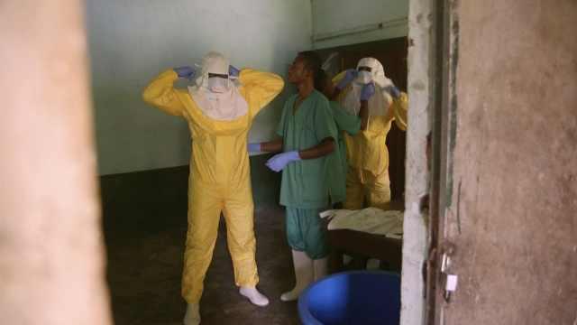 疫情升级,刚果首现城市埃博拉病例