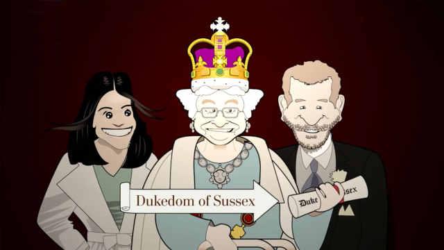 哈里大婚前获新封号:苏塞克斯公爵