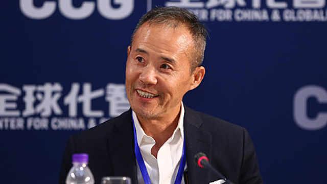王石:跨国企业一把手赶快换中国人