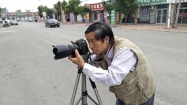 乡村摄影师拍20万张照片,记录变迁