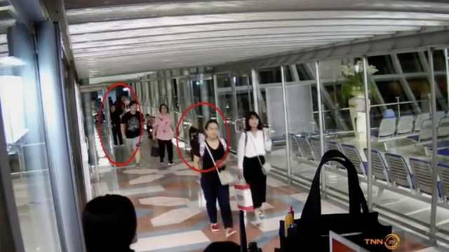 中国女子泰国遭绑架,全程监控曝光