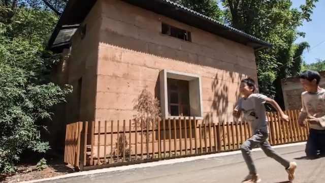 中国农村的土房子,获世界建筑奖