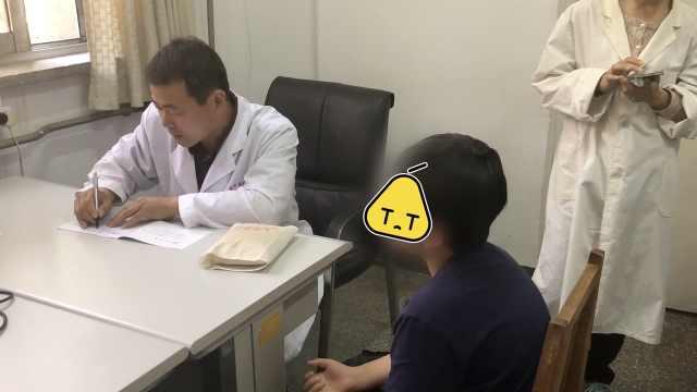 男孩一学习就流鼻血,医生:15天治好