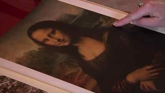 蒙娜丽莎眼睛里的秘密