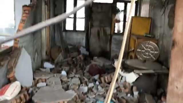 吉林松原5.7级地震,已有余震61次