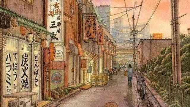 钢琴演奏:《风居住的街道》