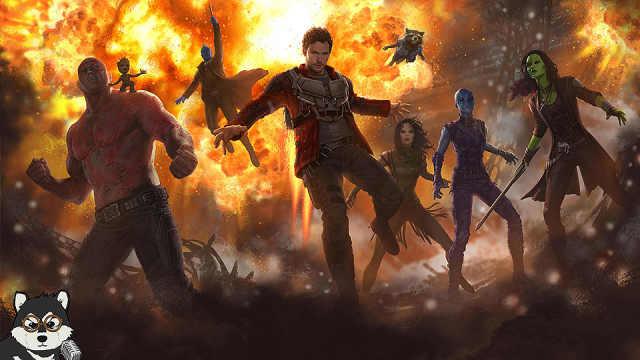 片片解说《银河护卫队2》