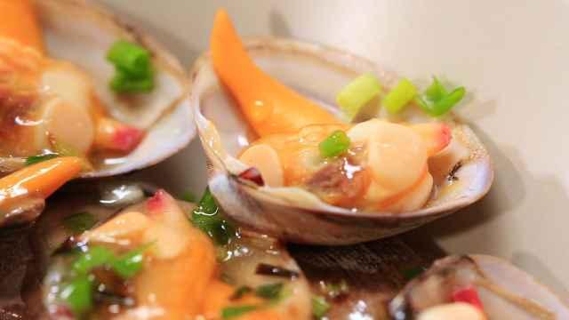 鲜嫩多汁,葱油蛤蜊这么做堪称一绝
