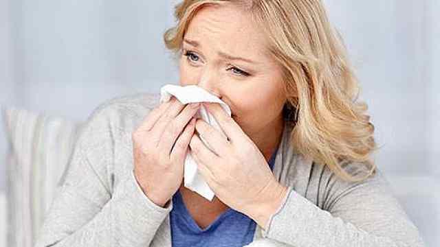 过敏性鼻炎反复,中医给您支几招!