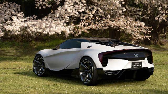 被称为迷你版NSX的本田概念车