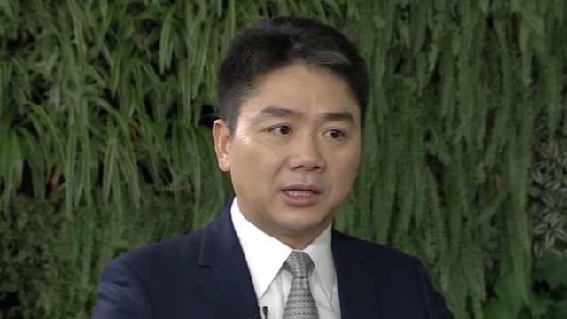 刘强东:未来你一抬头就能看到京东