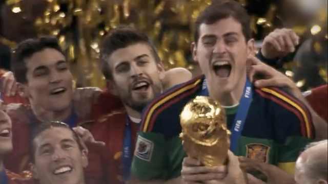时隔多年,这些世界杯旋律激情不变
