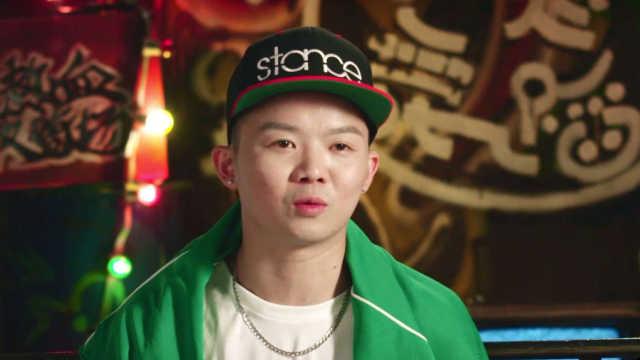 杨凯自述放弃乒乓球转跳街舞的原因