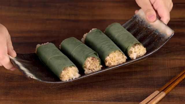 包剩下的糯米怎么办?这样吃更美味