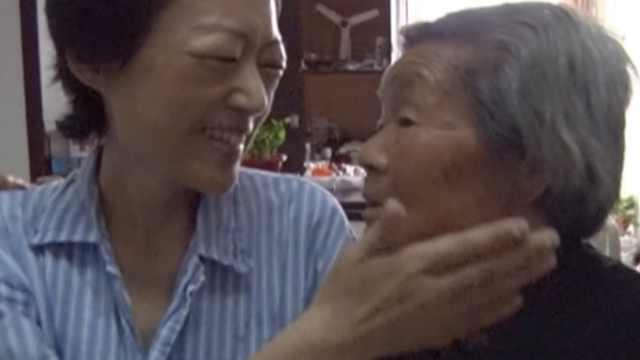 9旬母为病女拾荒,女儿乐观捐角膜
