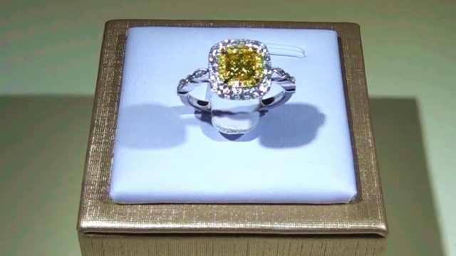 骨灰变钻石!半克拉骨灰钻戒卖3.5万