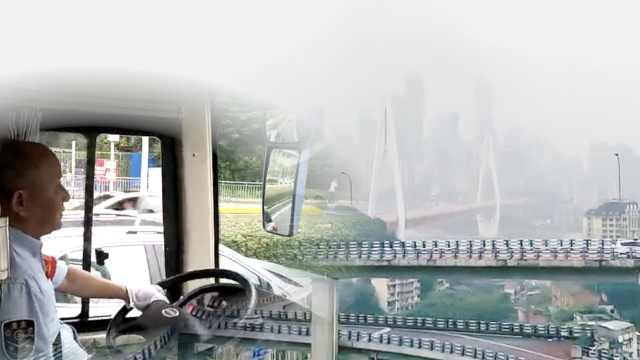 重庆这趟专线车,网红景点一网打尽