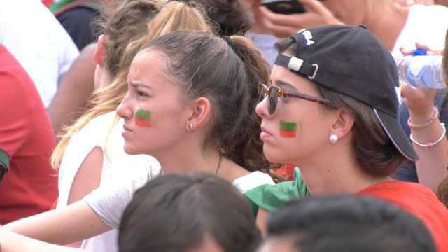 葡萄牙球迷饱受煎熬:球队在梦游!