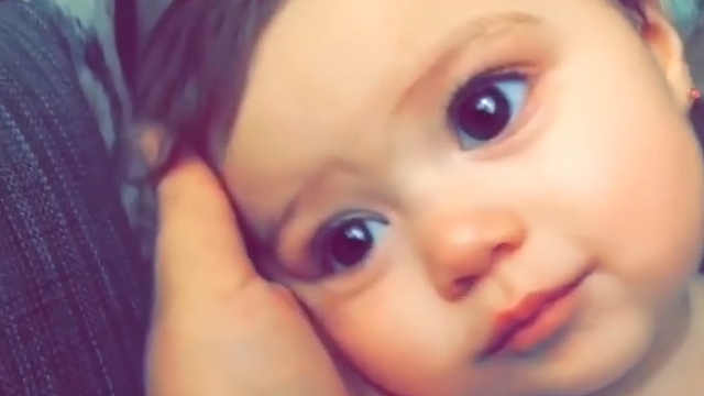 这个宝宝真的太好看太可爱了