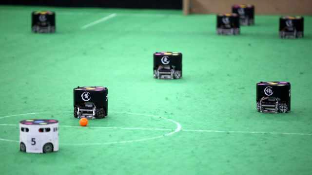 4:0!浙大获机器人世界杯冠军