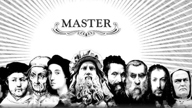 艺术巨匠背后的神秘家族