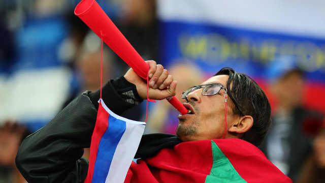 世界杯被淘汰,球迷居然都欢歌笑语