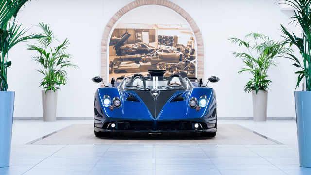 卖1500万美元的Zonda,全球仅三辆