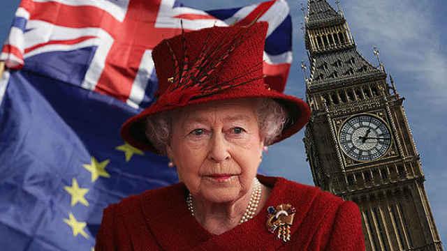 英女王签署脱欧法案,脱欧板上钉钉