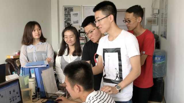 大学生称创业1年赚百万:8年内上市