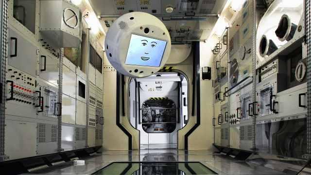 飞行的大脑!人工智能机器人首升空
