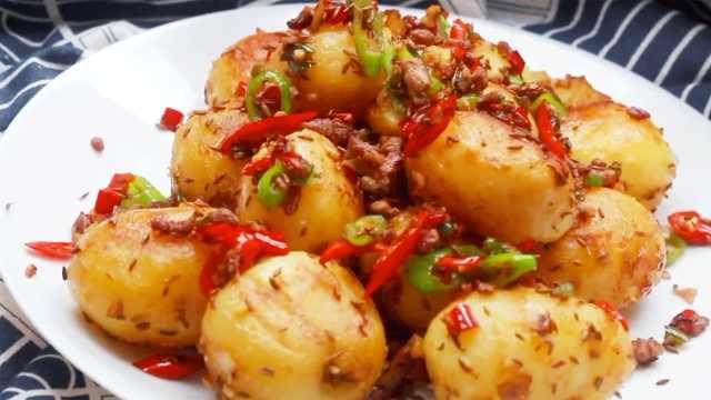 吃了上瘾的土豆,果然美食源于民间