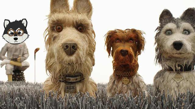 几分钟看高分萌宠电影《犬之岛》