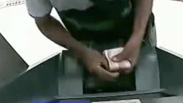 银行卡落ATM,被后来者盗取5千元