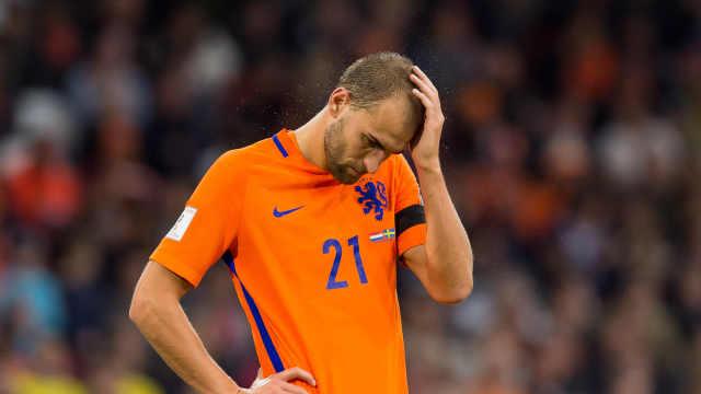 橙衣缺席,荷兰球迷几乎不看世界杯