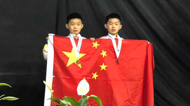 喜报!跳绳世界杯中国队获多项冠军