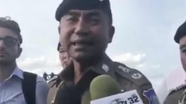 预警被无视,泰警方欲起诉游船公司